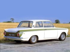 Ford Lotus Cortina 1963-1966