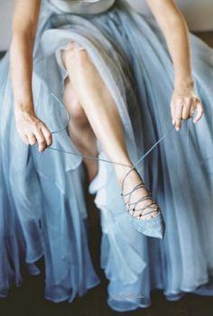 Ballet Shoes, Dance Shoes, Ballet Skirt, Blue Party, Something Blue, Fashion, Ballet Flats, Dancing Shoes, Moda