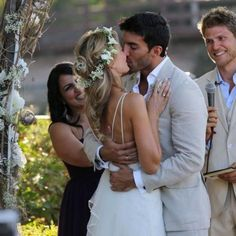 The gallery for --> Justin Baldoni Wedding Wedding 2015, Trendy Wedding, Boho Wedding, Dream Wedding, Wedding Things, Wedding Ideas, Celebrity Couples, Celebrity Weddings, Meet The Fosters