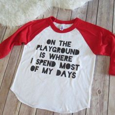 Playground Baby, Toddler, Funny Baby T-Shirt, Funny Toddler T-shirt, 90s Party Baby, 90s Toddler by KyCaliDesign on Etsy https://www.etsy.com/listing/269785113/playground-baby-toddler-funny-baby-t - cool button down shirts for guys, mens button down shirts casual, shirt sale *sponsored https://www.pinterest.com/shirts_shirt/ https://www.pinterest.com/explore/shirts/ https://www.pinterest.com/shirts_shirt/sleeveless-shirts/ http://www.sierratradingpost.com/mens-shirts~d~145/
