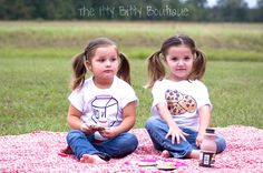 Milk & Cookies - Twin/Sibling Onesies or Toddler Tees Twin Babies, Twins, Milk Cookies, Little Fashion, Baby Grows, Funny Kids, Perfect Match, Pink Blue, Onesies