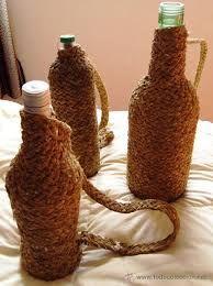 botellas esparto - Buscar con Google
