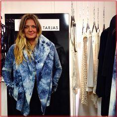 A moda descomplicada da Tarjas já está à venda para o #atacado na temporada Outono 2015 do Fashionroom São Paulo! Agende sua visita pelo +55 11 30521033 #showroom #negócio #moda #fashion #tarjas #fashionroom #fashionroomsp