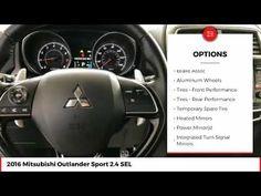 2016 Mitsubishi Outlander Sport DeLand Daytona Orlando GZ047352