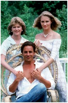 The Long Hot Summer ~ 1995 ~ Paul Newman's portrayal of Ben Quick was superb but Don Johnson's was by far better <3