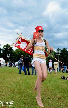 The Legend of Zelda postman crossplay cosplay, AnimagiC 2012 by SpirosK photography, via Flickr