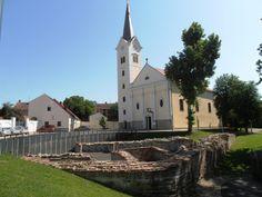 Crkva i zid Croatia, Mansions, House Styles, Beautiful, Home Decor, Decoration Home, Manor Houses, Room Decor, Villas