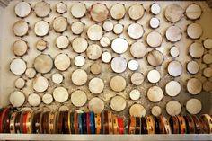 Twitter / ilfototipo: Trovare un tamburello nel #Salento non è un problema ;)