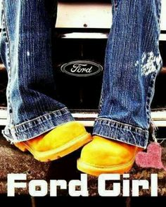 I would prefer a chevy but this is cute !