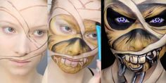 Video Tutorial: How to Be Iron Maiden's Eddie for Halloween - MetalSucks