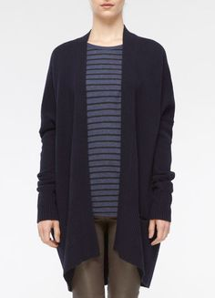 it is going to get colder. A cardigan is a must.