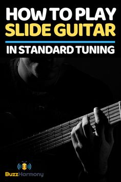 Do you want to tune your slide guitar into standard tuning? Look no further! We've got you covered. Here you will find a complete guide on how to tune and play a slide guitar in standard tuning. Check it out! #SlideGuitarTuning #HowToPlaySlideGuitar