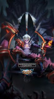 Wallpaper Phone Dyroth Prince of the Abyss by FachriFHR Mobile Wallpaper Android, Mobile Legend Wallpaper, Hero Wallpaper, Cool Wallpaper, Iphone Wallpaper, Linkin Park Chester, Hanabi, Mobile Legends, Batman