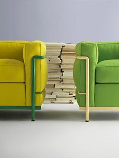 Cassina Gets Colorful + Serious About Authenticity with LC2. And a chance to win!