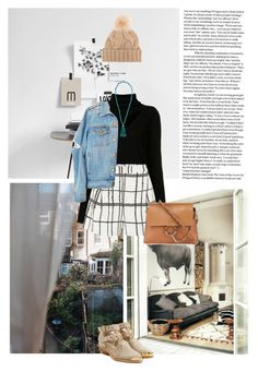 Untitled #493 by chau-bao-ngan on Polyvore featuring mode, A.L.C., Cameo, Balmain, Chloé, Kenneth Jay Lane and Loro Piana