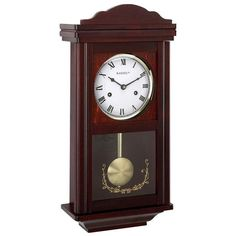 Kassel™ 15-Day Wood Wall Clock from Deal's Unlimited for $90.05 on Square Market