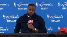 LeBron James has triple-double as Cleveland Cavaliers level NBA Finals