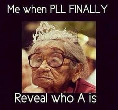 """And, of course, this picture which is what everyone who watches really feels: 