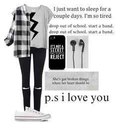 """""""This is more like it"""" by wish-and-dream ❤ liked on Polyvore"""