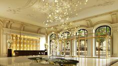 paris historic peninsula hotel makeover   Peninsula Paris Hotel Sneak Peek – Opening Soon