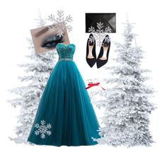 """""""ice queen"""" by annalisa-s on Polyvore featuring Christian Dior, Maison Margiela and Victoria's Secret"""