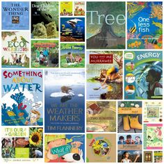 100 Best Sustainability books for kids