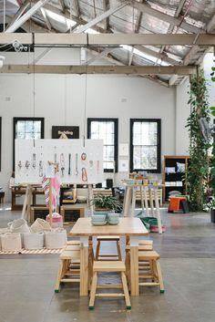Koskela Renovation Sale: Bamboo PBS Table. now $1500. Mika Stools. Now $80-300
