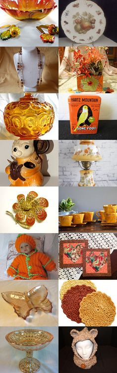 Fabulous Fall Favorites - - Team Vintage USA by Lauren on…