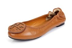 Tory Burch 4669 leather flats