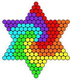 Estrella-arcoíris