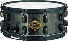 Bill Bruford Signature 14x6 Ref. BB146 I'm fortunate to own one of these. #11
