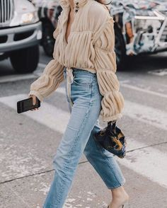 Fall Street Style Outfits to Inspire , Spring Outfits, Trendy Outfits, Fashion Outfits, Womens Fashion, Ladies Outfits, Ootd Spring, Ootd Fashion, Street Style Outfits, Fashion Magazin