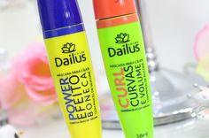Máscaras para Cílios: Power Efeito Boneca   Curl Curvas e Volume – Dailus Color