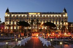 The Carlton in Cannes, France!