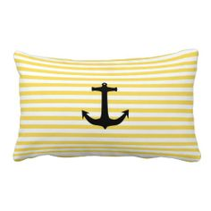 >>>This Deals          Nautical Yellow Stripe With Anchor Throw Pillow           Nautical Yellow Stripe With Anchor Throw Pillow today price drop and special promotion. Get The best buyHow to          Nautical Yellow Stripe With Anchor Throw Pillow lowest price Fast Shipping and save your m...Cleck Hot Deals >>> http://www.zazzle.com/nautical_yellow_stripe_with_anchor_throw_pillow-189443690384085866?rf=238627982471231924&zbar=1&tc=terrest