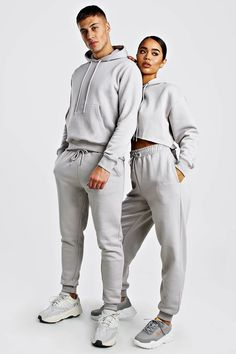 Her Embroidered Crop Hoodie Tracksuit Cute Lazy Outfits, Summer Outfits, Casual Outfits, Guy Outfits, Batman Outfits, Rock Outfits, Beach Outfits, Fall Outfits, Matching Couple Outfits