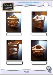 mod le kapla gs. Black Bedroom Furniture Sets. Home Design Ideas