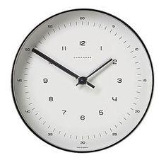 Max Bill for Junghans | Max Bill Modern Clocks