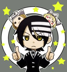 chibi death the kids photo soul_eater_345.jpg