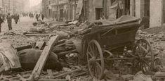 Nitra si dnes 26. marca 2015 pripomína smutné 70. výročie bombardovania mesta sovietskými letkami.  Nemeckí vojaci opustili Nitru v nedeľu 25. marca 1945, 26. marca 1945 sovietska letka zaútočila na mesto - bomby padli hlavne na centrum Nitry, kde sa práve konali veľkonočné trhy a Mesto, Coventry, Antique Cars, Antiques, Gallery, Painting, Pump, Historia, Vintage Cars