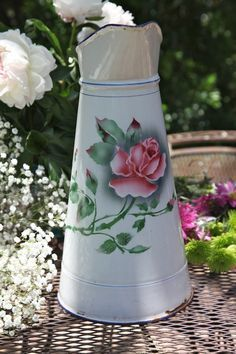antique french enamelware - Google Search