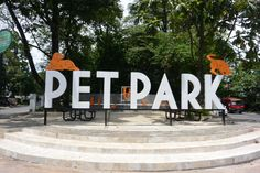 Pet Park, Bring your lovelly pet here!