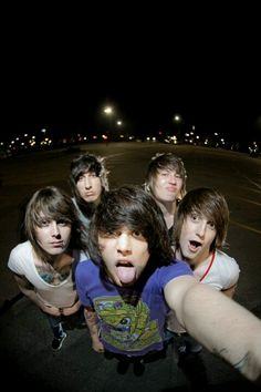 Asking alexandria.:.:.:.:fetus stage!!! God, they all look so much better now.