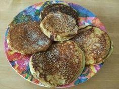Recipe of oatmeal and apple pancakes - Hard Boiled Eggs Egg Recipes, Apple Recipes, Baby Food Recipes, Dessert Recipes, Healthy Recipes, Desserts, How To Prepare Oatmeal, Le Chef, Boiled Eggs