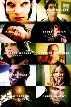 Can we just take time to realize that Stiles is the only character with no actual skills... Exept for fabulousness