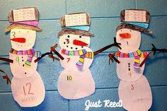 Snowman Fact Familie