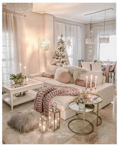 Glam Living Room, Living Room Decor Cozy, Home And Living, Living Room Goals, Romantic Living Room, Decor Room, Living Room Seating, Beautiful Living Rooms, Bedroom Decor