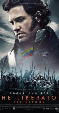 Simon Bolivar fought over 100 battles against the Spanish Empire in South America. He rode over 70,000 miles on horseback. His military campaigns covered twice the territory of Alexander the Great. His army never conquered -- it liberated. Language: French/ Spanish/ English  8/10  Official trailer https://www.youtube.com/watch?v=Ws0xmkOYYVk