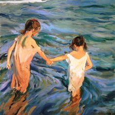Joaquin SOROLLA (1863-1923) :: festmények-paintings