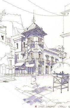 Cefalu, Piazza Garibaldi, I